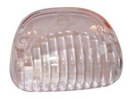 lentes delimitador techo transparente cristal ap-440