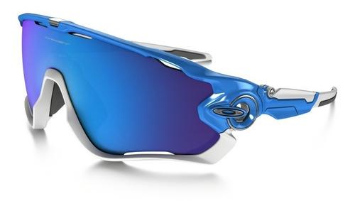 lentes deportivos jawbreaker zafiro iridio oakley.