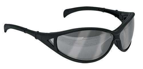 lentes deportivos plata espejados prot.u.v  truper lede-xep
