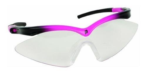 lentes deportivos prince squash ciclismo scopa slim rosa/neg