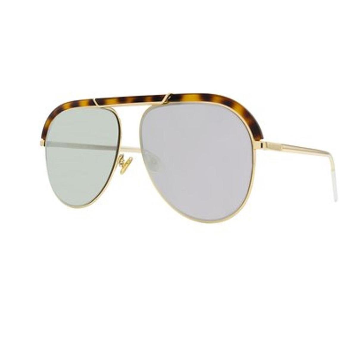 b7472362a8 Lentes Dior Desertic 2ik0t Dorado, Carey; Plateado - $ 6,697.00 en ...