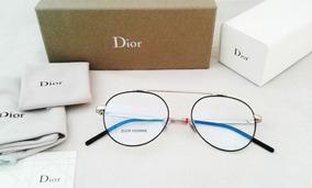 11f700d8be Dior Christian Dior Armazon Oftalmico Original 3 Piezas - Lentes en ...