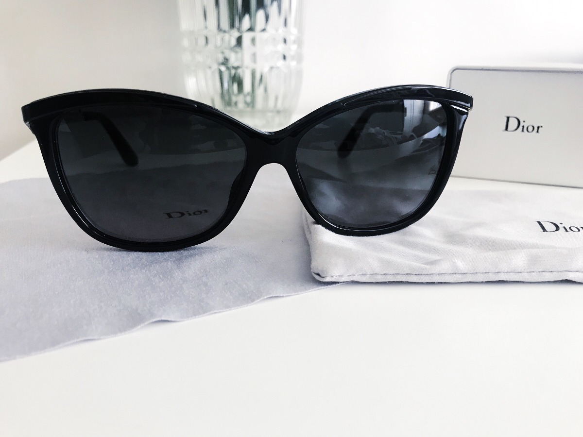 minorista online b2730 3ba66 Lentes Dior Originales Cat Eye Acetate Para Mujer - $ 4,300.00