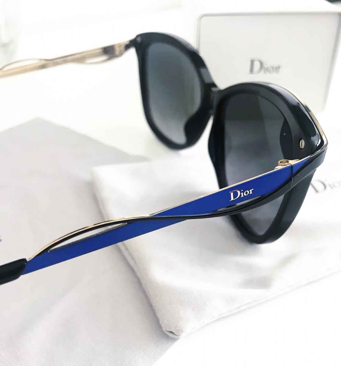 276ef89d1c Lentes Dior Originales Cat Eye Acetate Para Mujer - $ 4,300.00 en ...