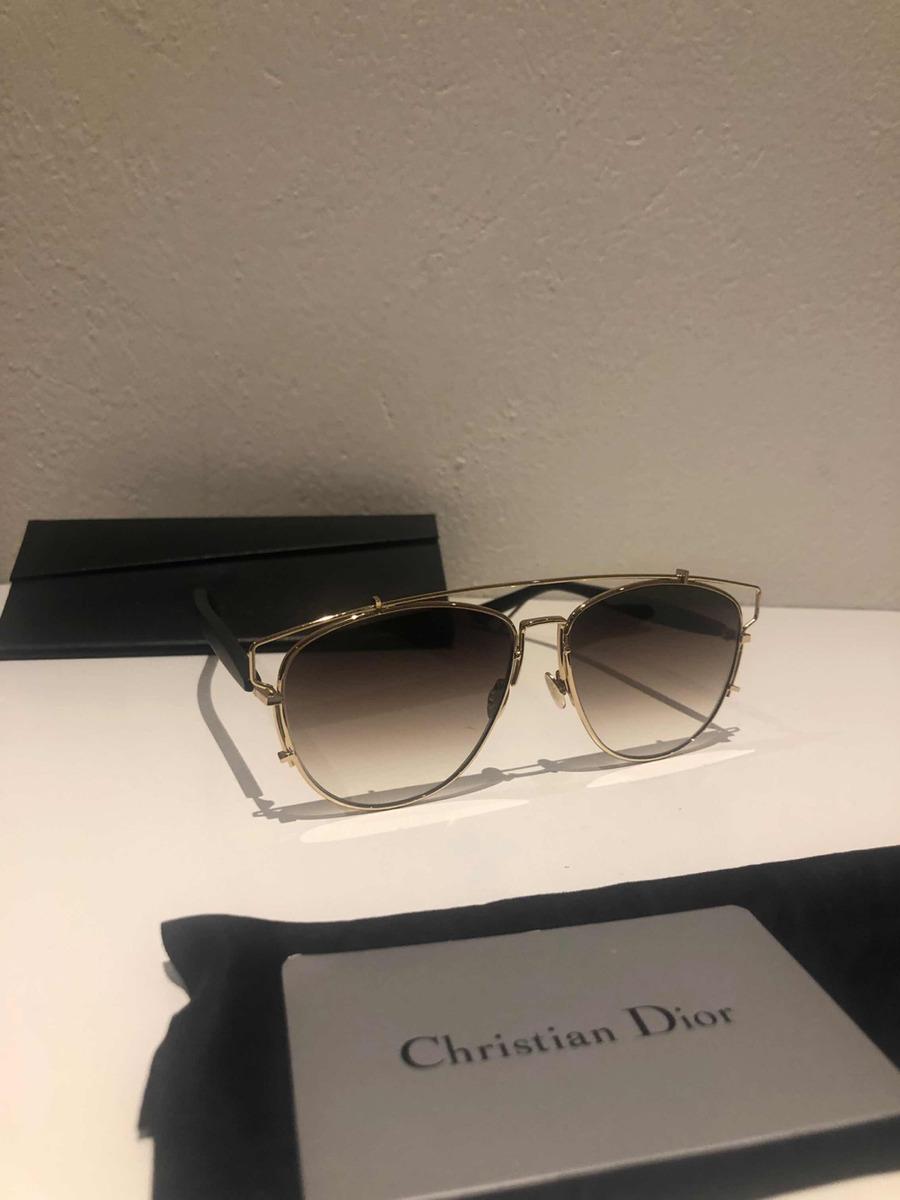 303bbedc83 Lentes Dior Technologic Color Cafe - $ 3,750.00 en Mercado Libre