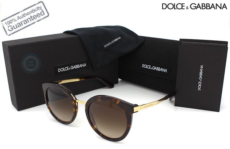df03cad243 lentes dolce gabbana 4268 50213 havana brown gradient mujer. Cargando zoom.