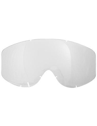 lentes d/repuesto castle eyewear blast transparen antiniebla