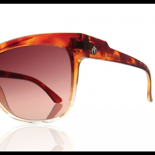 lentes electric visual caffeine brulee brown gradient