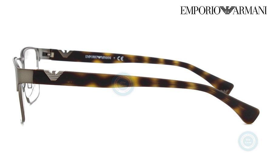 Lentes Emporio Armani Hombre 1027 3003 Matte Gunmetal -   2 6a75fd5ae21