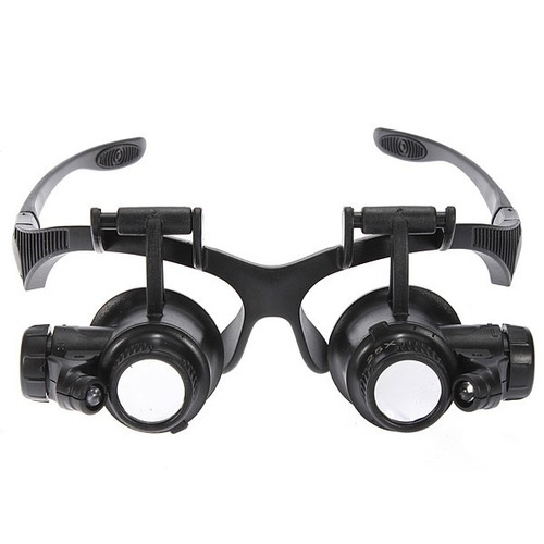 lentes especiales para joyero celular tablets relojero