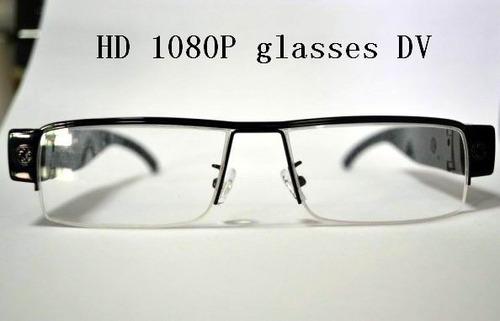 lentes espias hd 2016, oftalmicos grabacion nitida expo 32g
