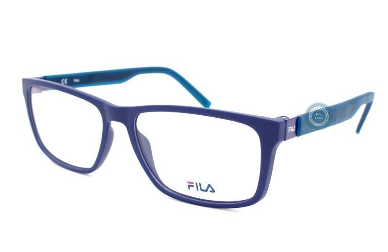 Lentes Fila Vfl 9175k 0j99 Matte Blue Oftalmico -   1 02e23ecb12e9