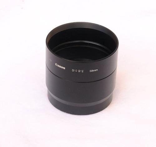 lentes filtros camara