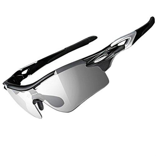 f26325335c Lentes Fotocromáticas De Rockbros Gafas De Sol Polarizada ...