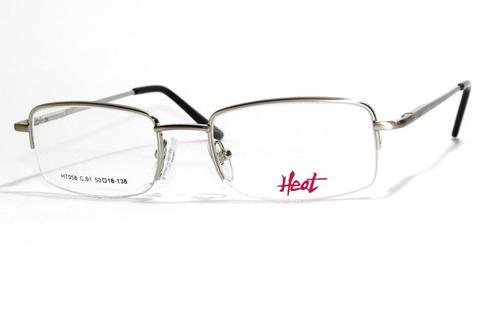 lentes gafas anteojo de receta  heat ht 058 óptica mgi