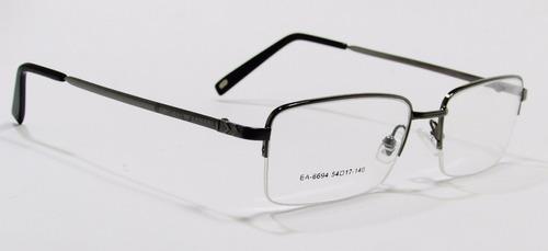 lentes, gafas, anteojos para receta de titanio