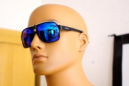 lentes gafas carrera 33/s aviador 100% originales estuche
