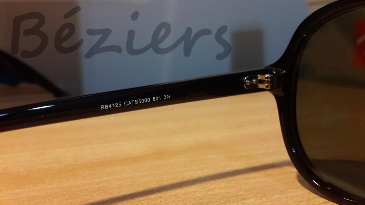 1eeba49698 ... best price 2 lentes gafas cats5000 ray ban the icons originales  recoleta. cargando zoom.