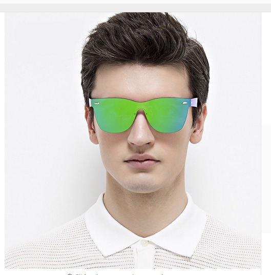 Gafas 00 Sin Vintage En Montura Lentes De 2020 Uv400 79 S Sol HWE29ID