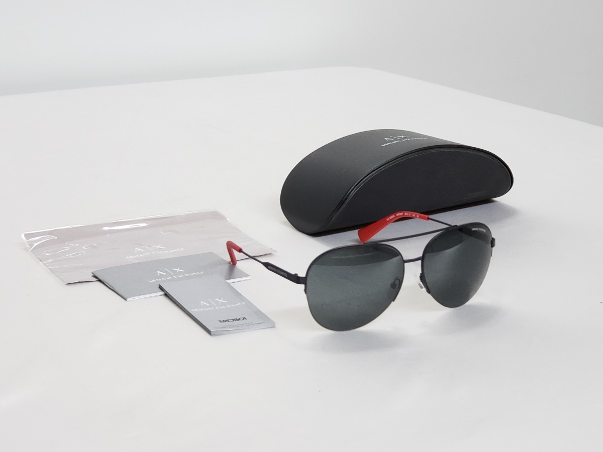 aa86a4bc51 lentes gafas de sol armani exchange ax2020/s 100% genuinos. Cargando zoom.