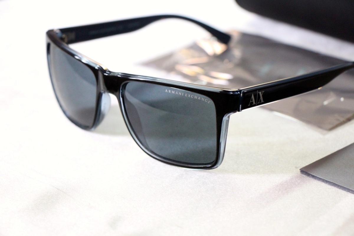 bafd952799 lentes gafas de sol armani exchange ax4016 100% auténticos. Cargando zoom.