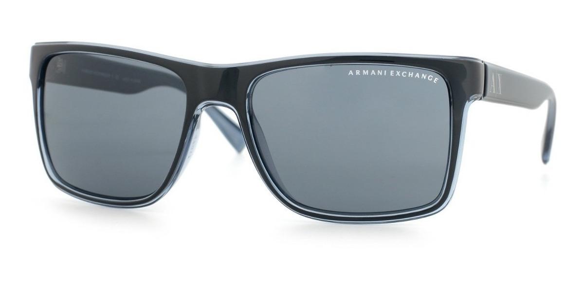 calidad autentica replicas mayor selección de 2019 Lentes Gafas De Sol Armani Exchange Ax4016 Essential Suns