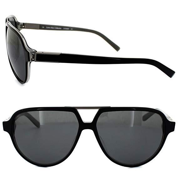 f362b90fa9 Lentes Gafas De Sol Calvin Klein Piloto Negro Polarizados ...
