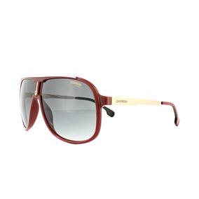5e085ec6c8 Lentes Gafas De Sol Carrera Ca1007 Red & Gold Auténticos