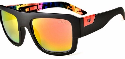 lentes gafas de sol fox racing clarify decorum no ken block