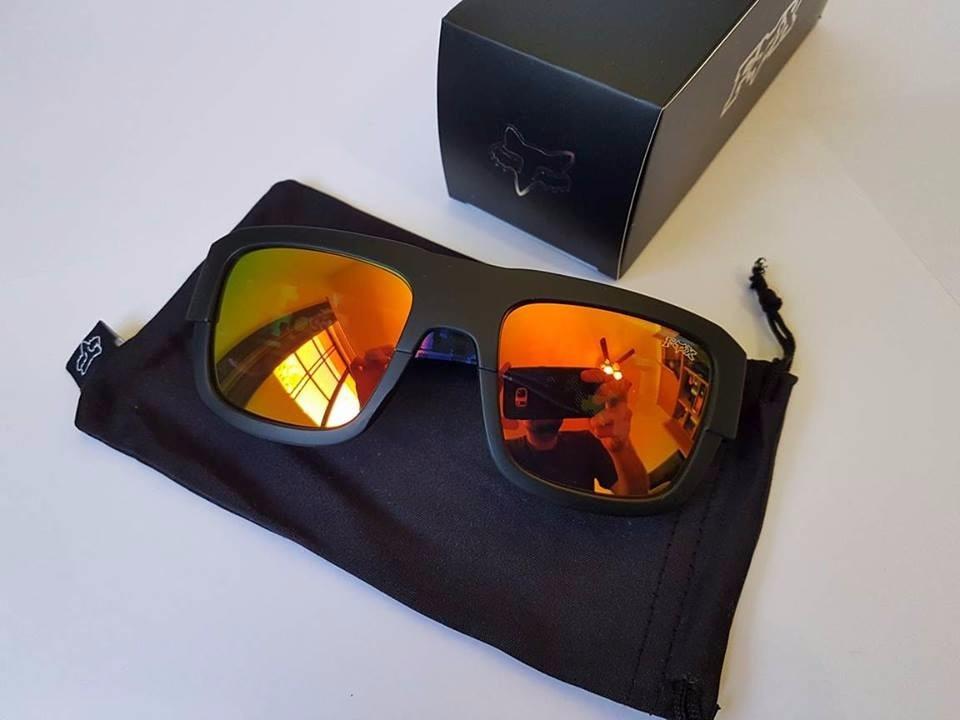 08c31363ab lentes gafas de sol fox racing clarify decorum no ken block. Cargando zoom.