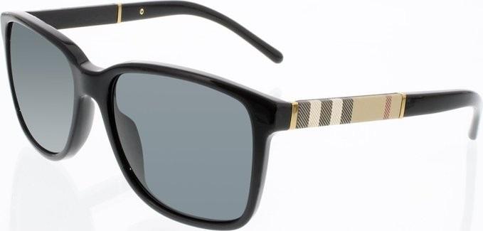 ec1290ad91 Lentes Gafas De Sol Hombre Burberry Be4181 58mm Original ...