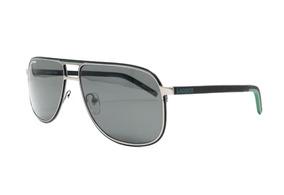 552b259cfb Lentes Gafas De Sol Lacoste L192s Shiny Gunmetal Polarizado