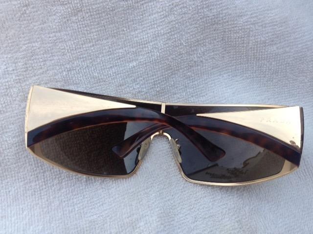 1290c2a1f9 Lentes Gafas De Sol Prada Hombre Spr 57h 5ak-2p1 - $ 3,700.00 en ...