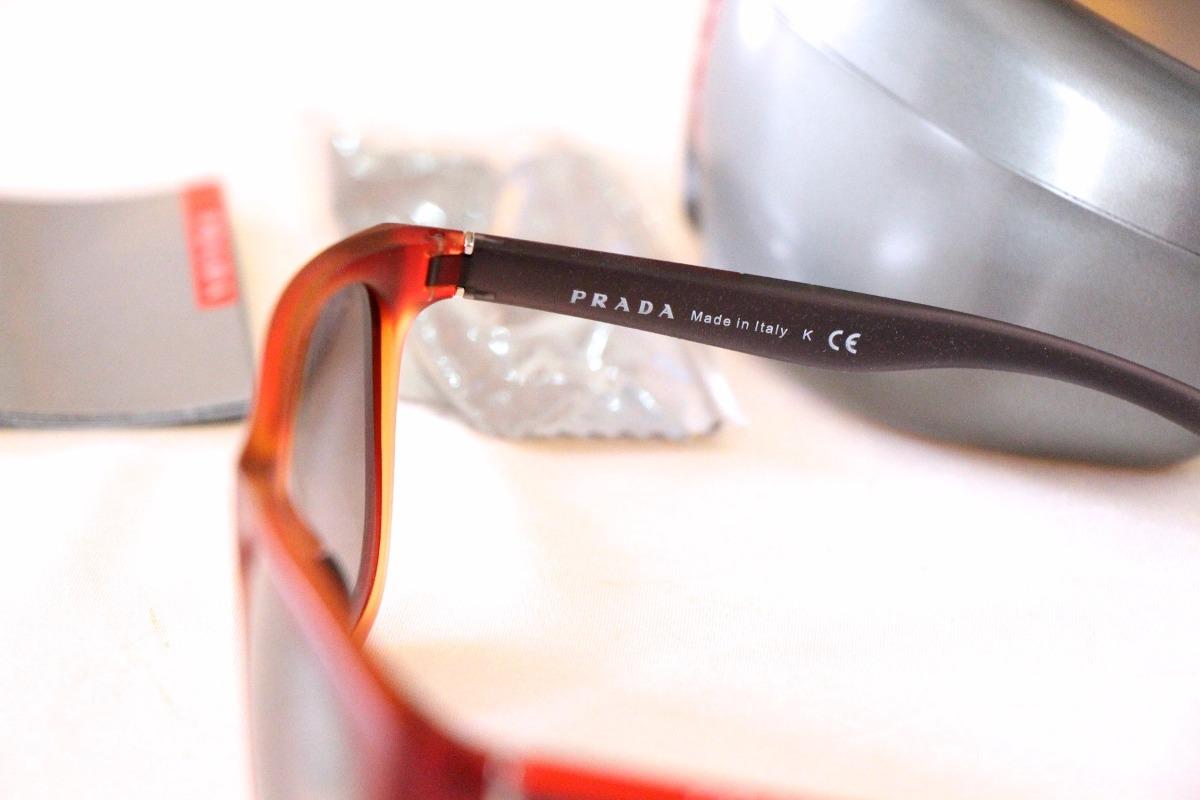 8b81b78c0b Lentes Gafas De Sol Prada Sport Ps03os Made In Italy - $ 4,290.00 en ...