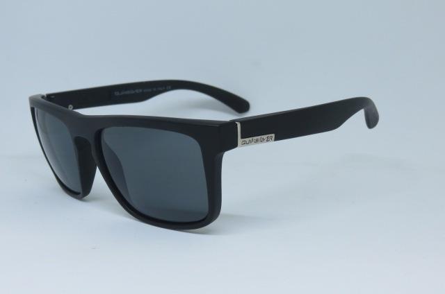 nuevo concepto c7f39 2f7c4 Lentes Gafas De Sol Quiksilver Ferris Negro Matte Uv400