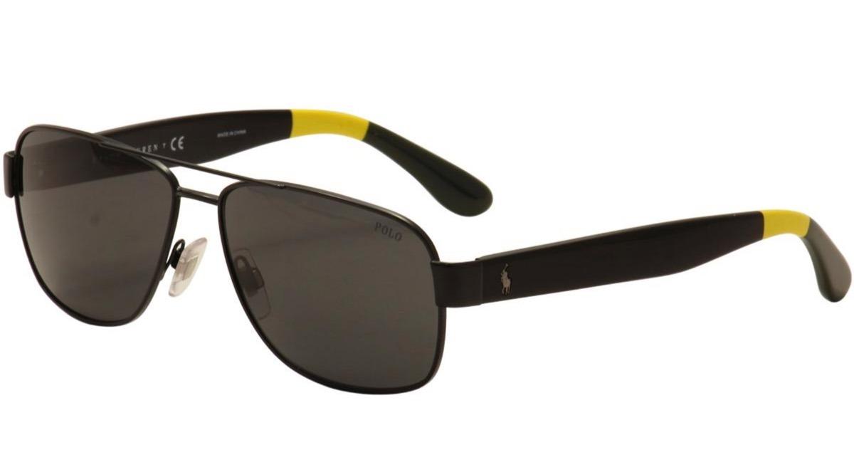 9a6d626bae lentes gafas de sol ralph lauren ph3097 hombre 59-14-145. Cargando zoom.
