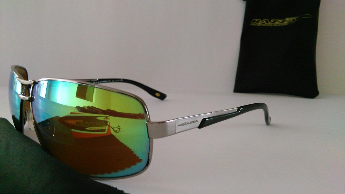 1a669e0b42 Lentes-gafas De Sol Razza Proteccion Uv 400+hd(envio Gratis) - Bs. 0 ...