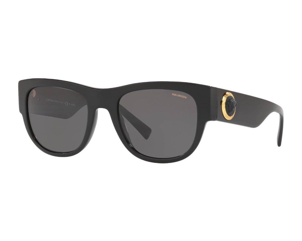 Ve 4359 Gb181 Lentes Versace Polarizado Sol Gafas De 8PXnZONk0w