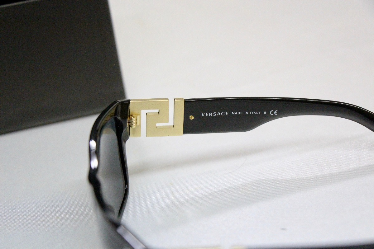 5c4d4c66cd lentes gafas de sol versace ve4296 unisex premium genuinos. Cargando zoom.