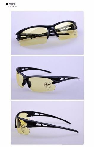 lentes gafas deportivas hd vision dia noche bici deporte atv