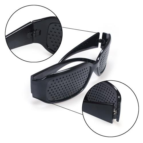 lentes gafas estenopeicas alivia la fatiga ocular