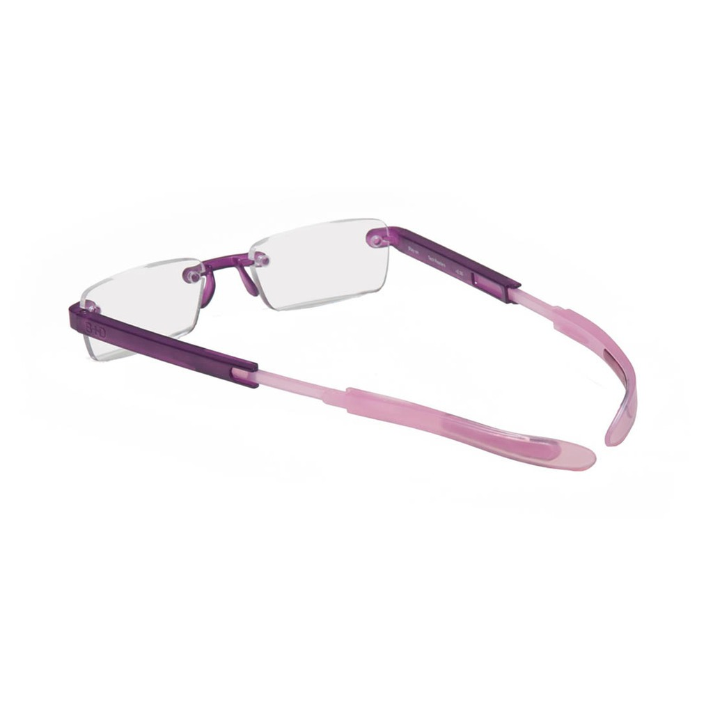 32b1d94599 Lentes Gafas Lectura Optica B+d Stay On Violeta +2.00 - $ 299.00 en ...