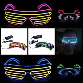 757f2d9f53 Lentes Gafas Led Neon Bicolor Fiesta Xv Años Boda Tipo Muse