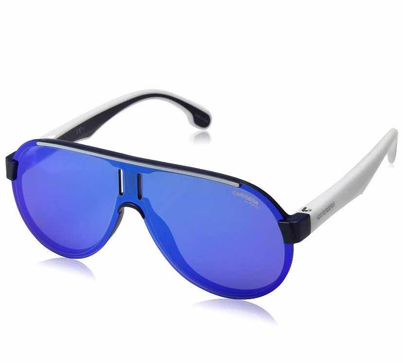 Para Azul Auténticos Gafas Lentes Carrera 1008s Sol tsxrdoChQB