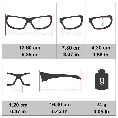 2b1c255912 Lentes Gafas Protección Ciclismo Running Arenberg Cat 3. - $ 229.00 ...