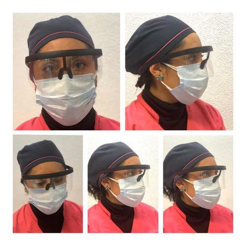 lentes gafas protectoras para paciente, operador odontologia