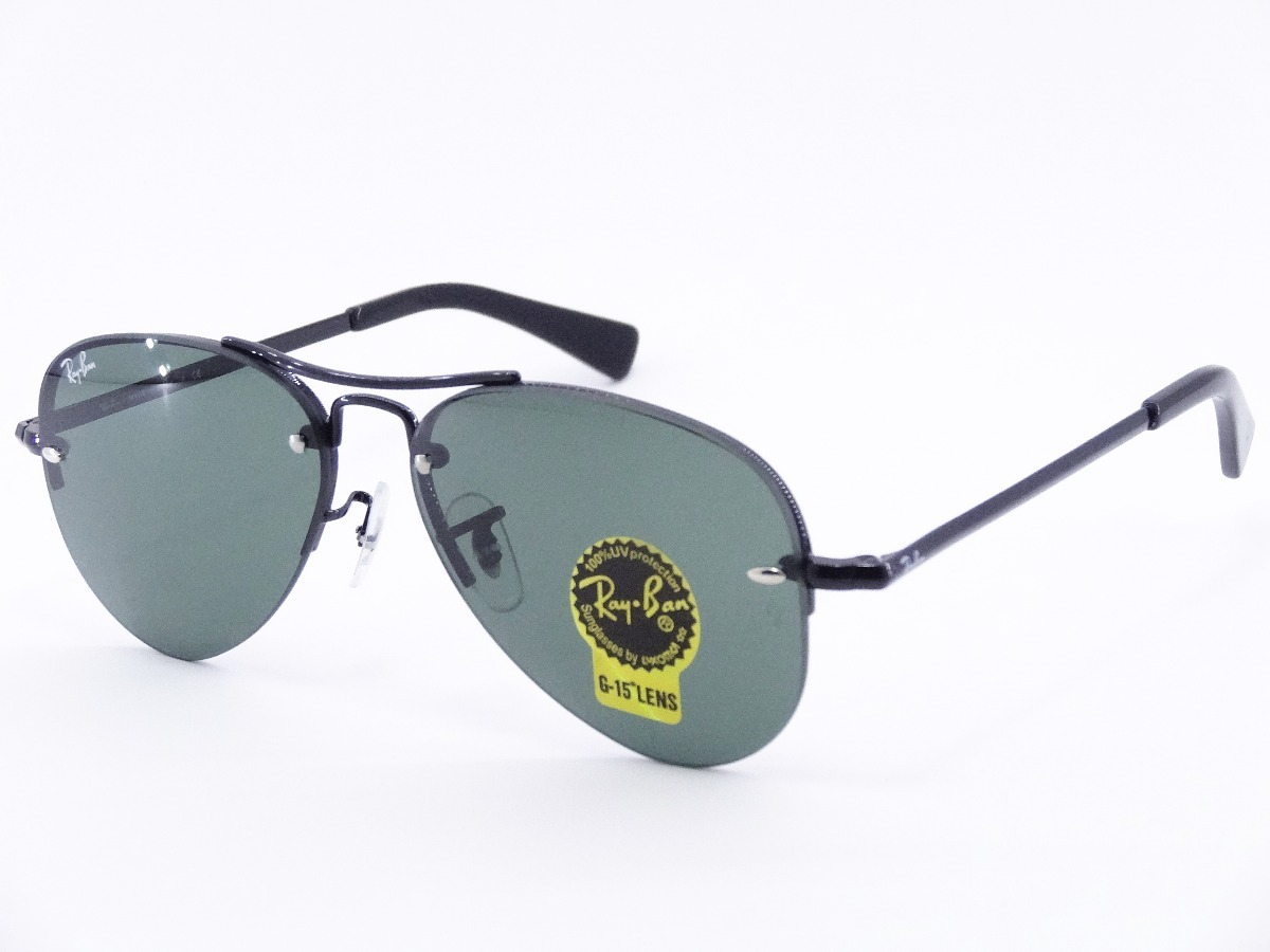 gafas ray ban aviator sin montura