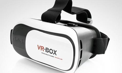 lentes gafas realidad virtual vr box 2.0 google cardboard