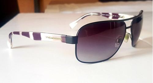 lentes gafas sol dolce gabbana dg 2120p seminuevos