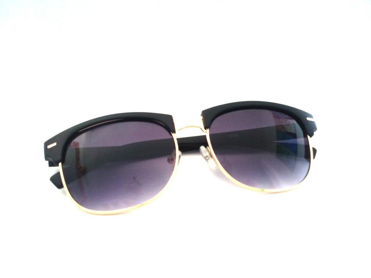 4a97d33923 lentes gafas sol hombre mujer clubmaster uv400 + estuche. Cargando zoom.